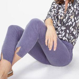 NYDJ Ami Skinny Split Ankle Jeans Size 14